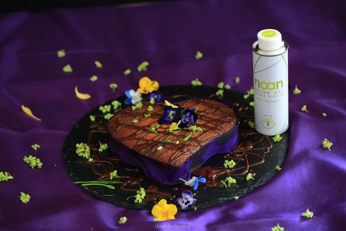 Cake with Noan Oil