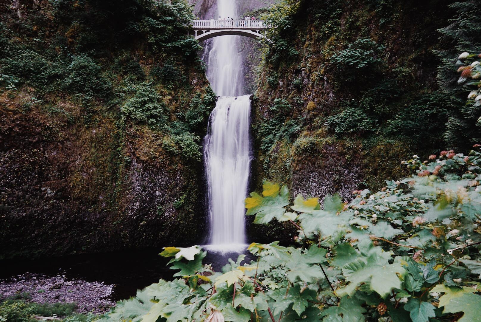 Multnomah Falls Oregon