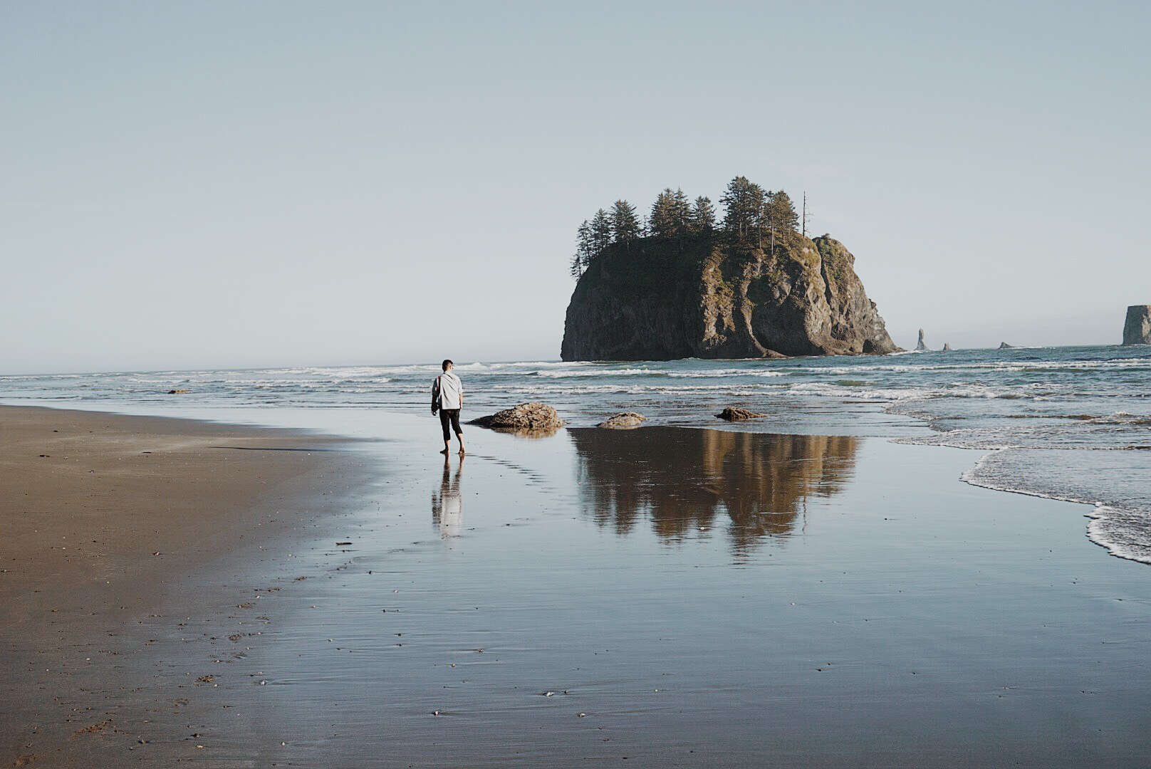 La Push Beach Washington