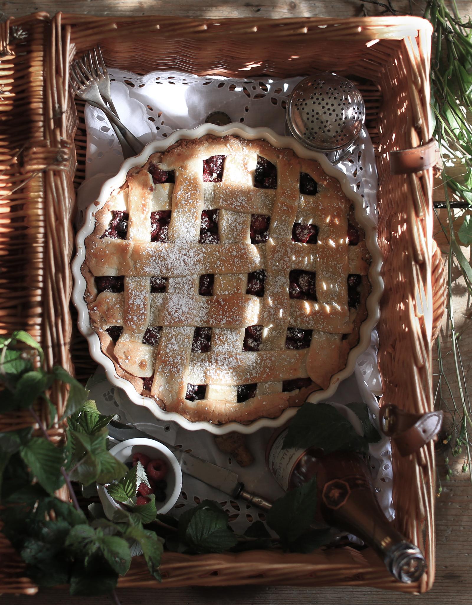 best berrie pie