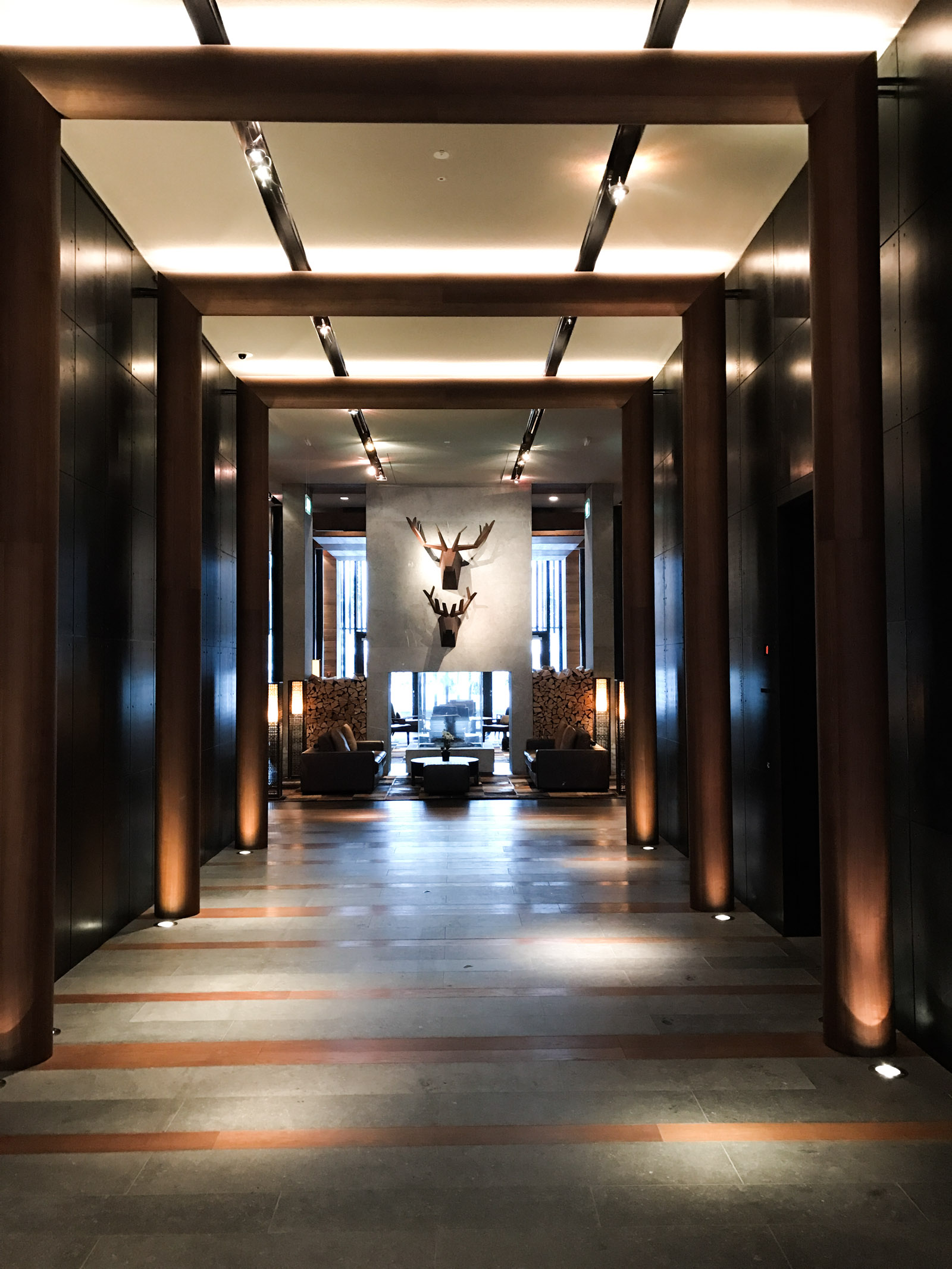 The Chedi Andermatt Double Dipping