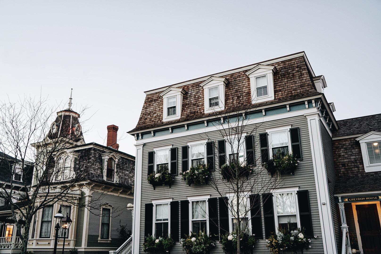 The impeccable Greydon House.