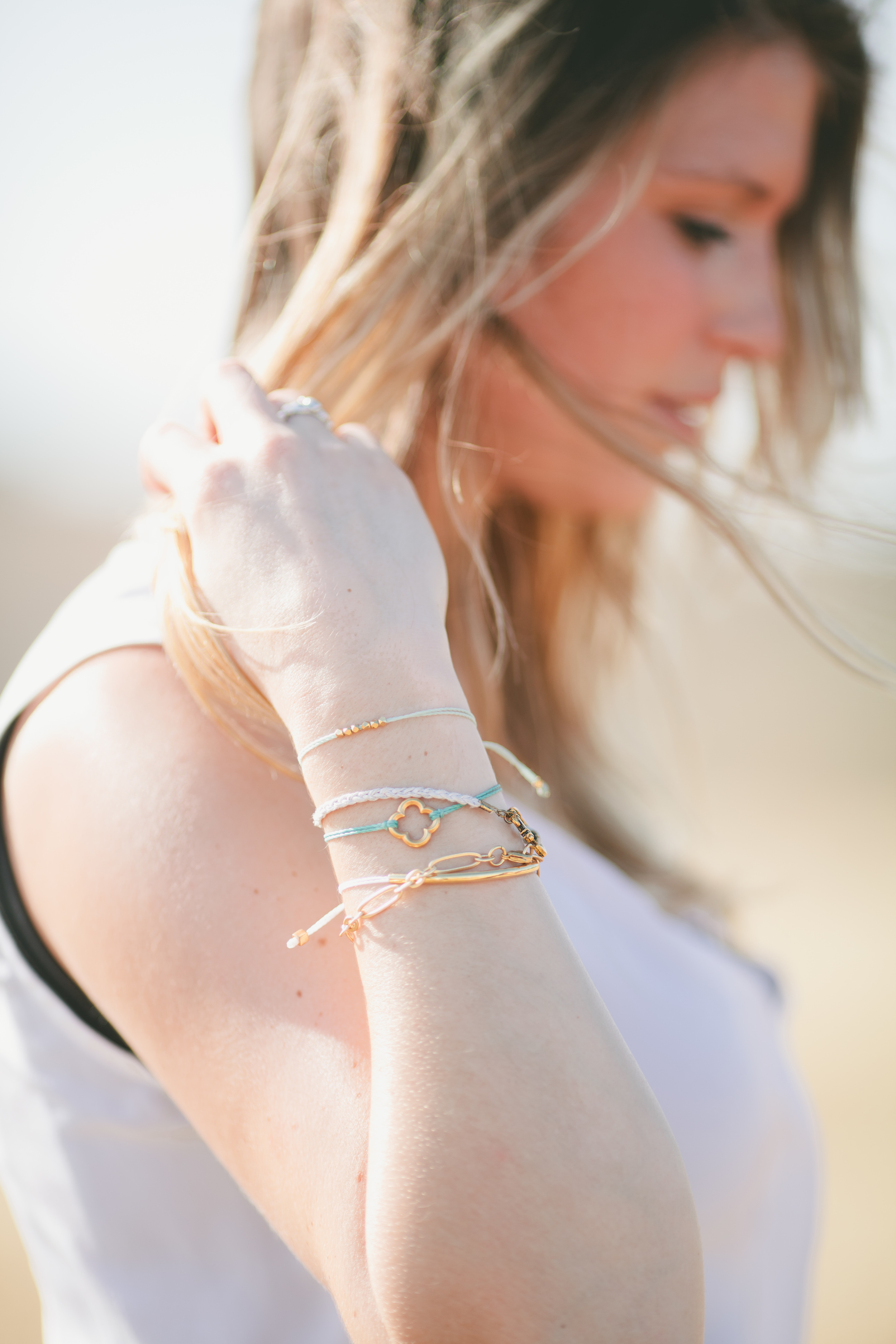Cherise's Pieces  >> ...simple, handcrafted jewelry to complement your everyday style