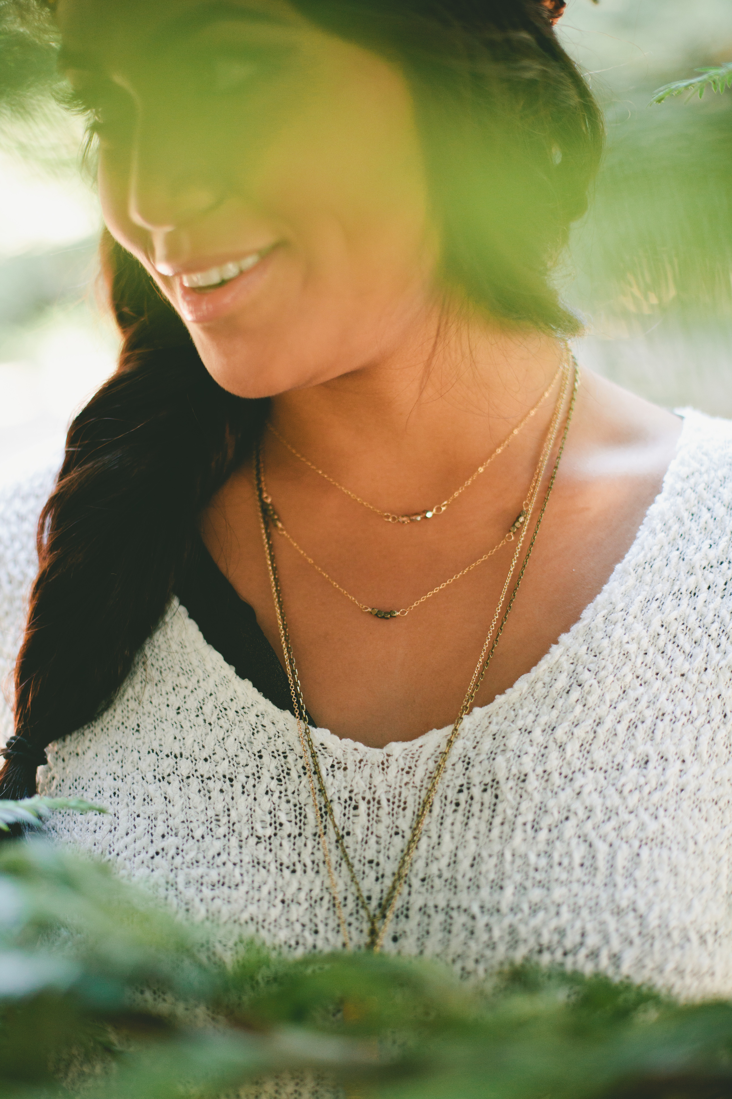 Cherise's Pieces  >> ...simple, handcrafted jewelry to complement your everyday style.