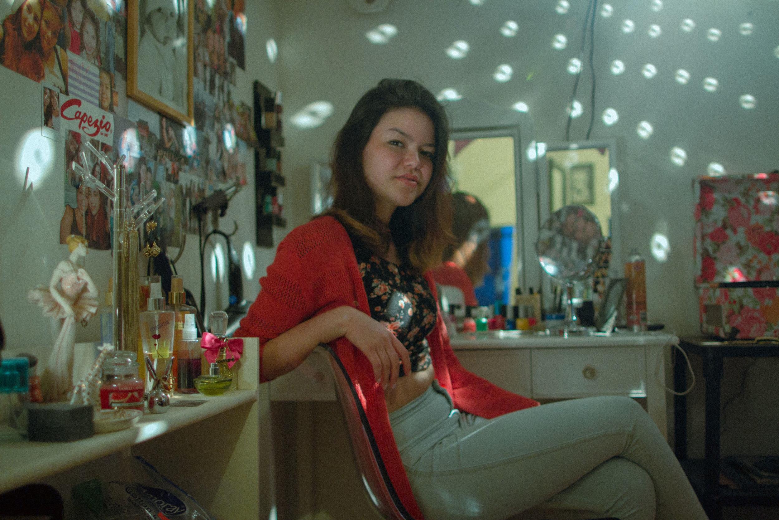 Kana's disco vanity, Brooklyn