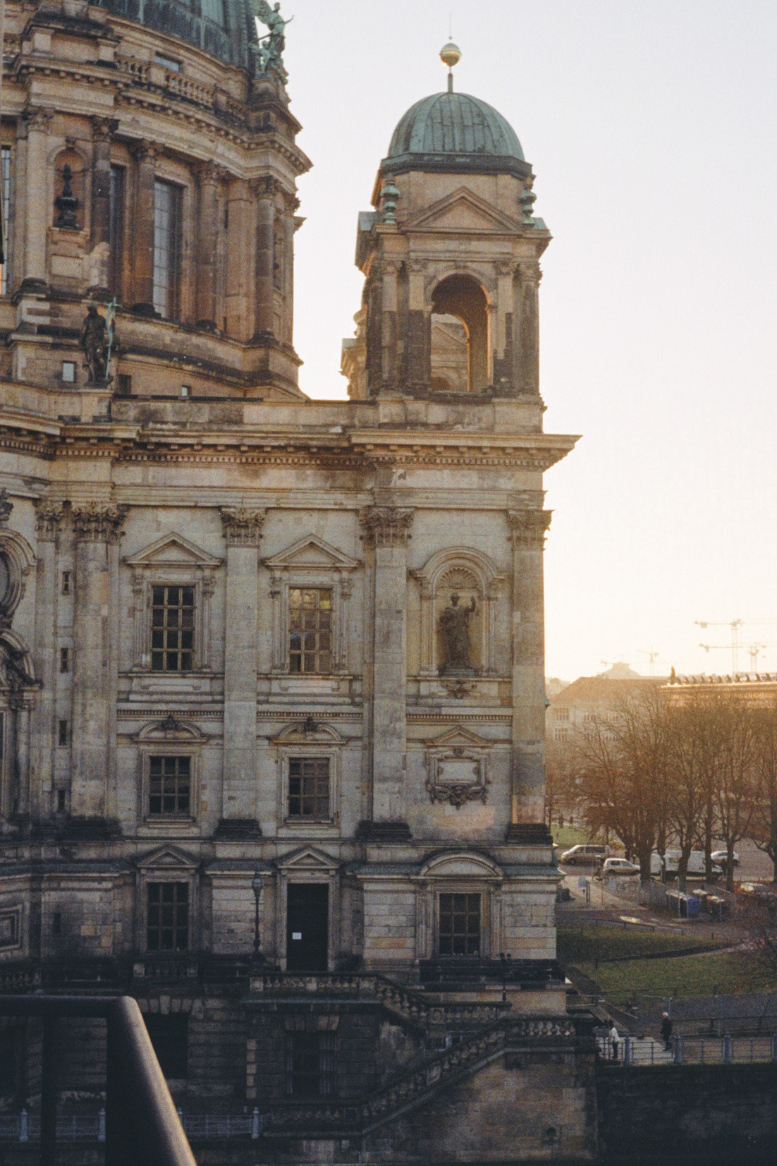 Berlin Cathedral Church  Berliner Dom  January 2017