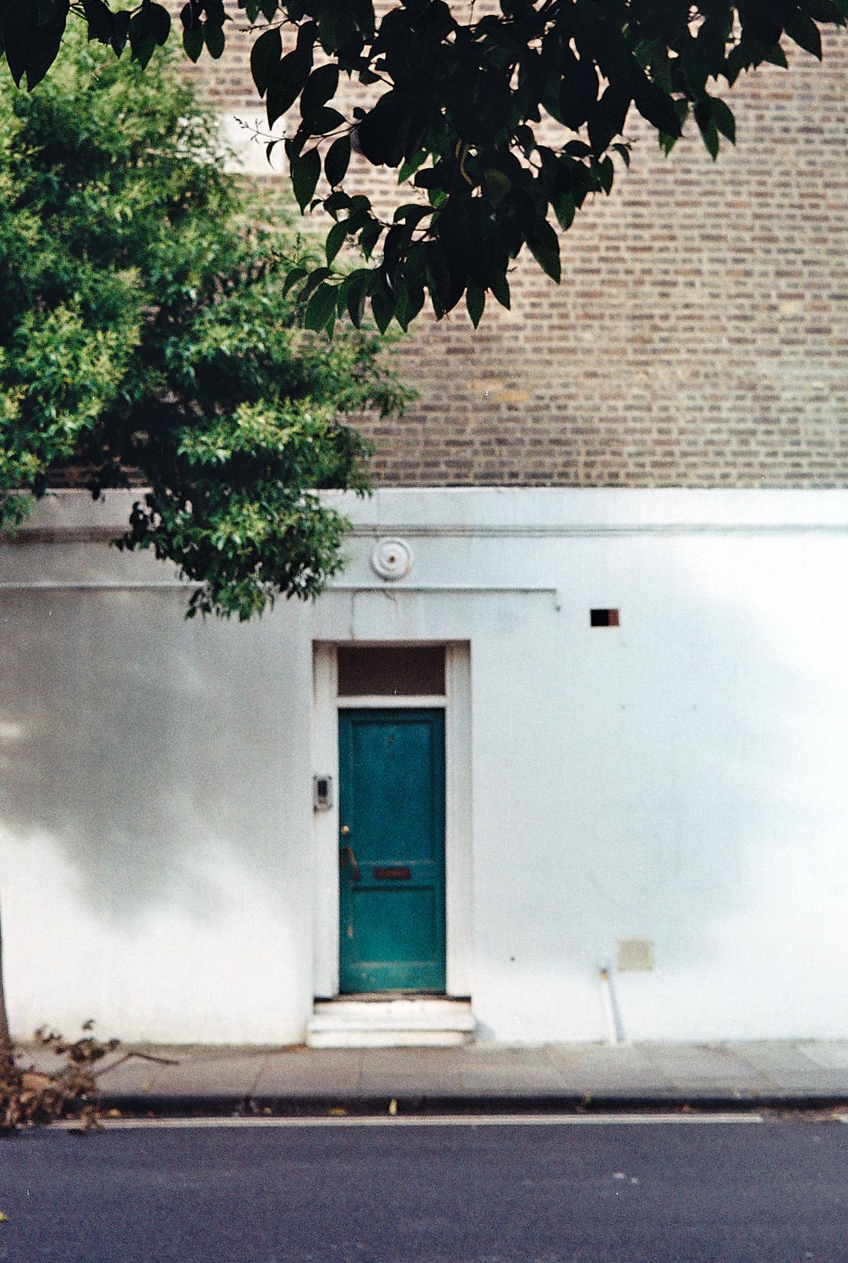 Islington, London  July 2016