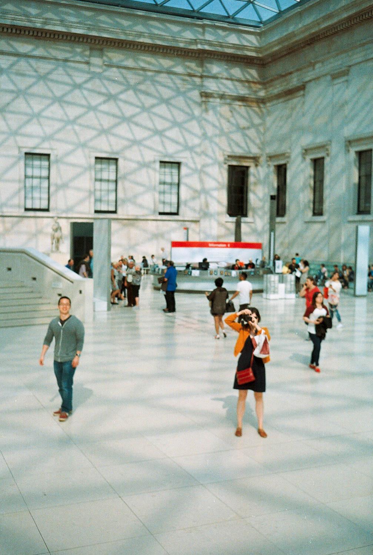 Iku and Jill  British Museum