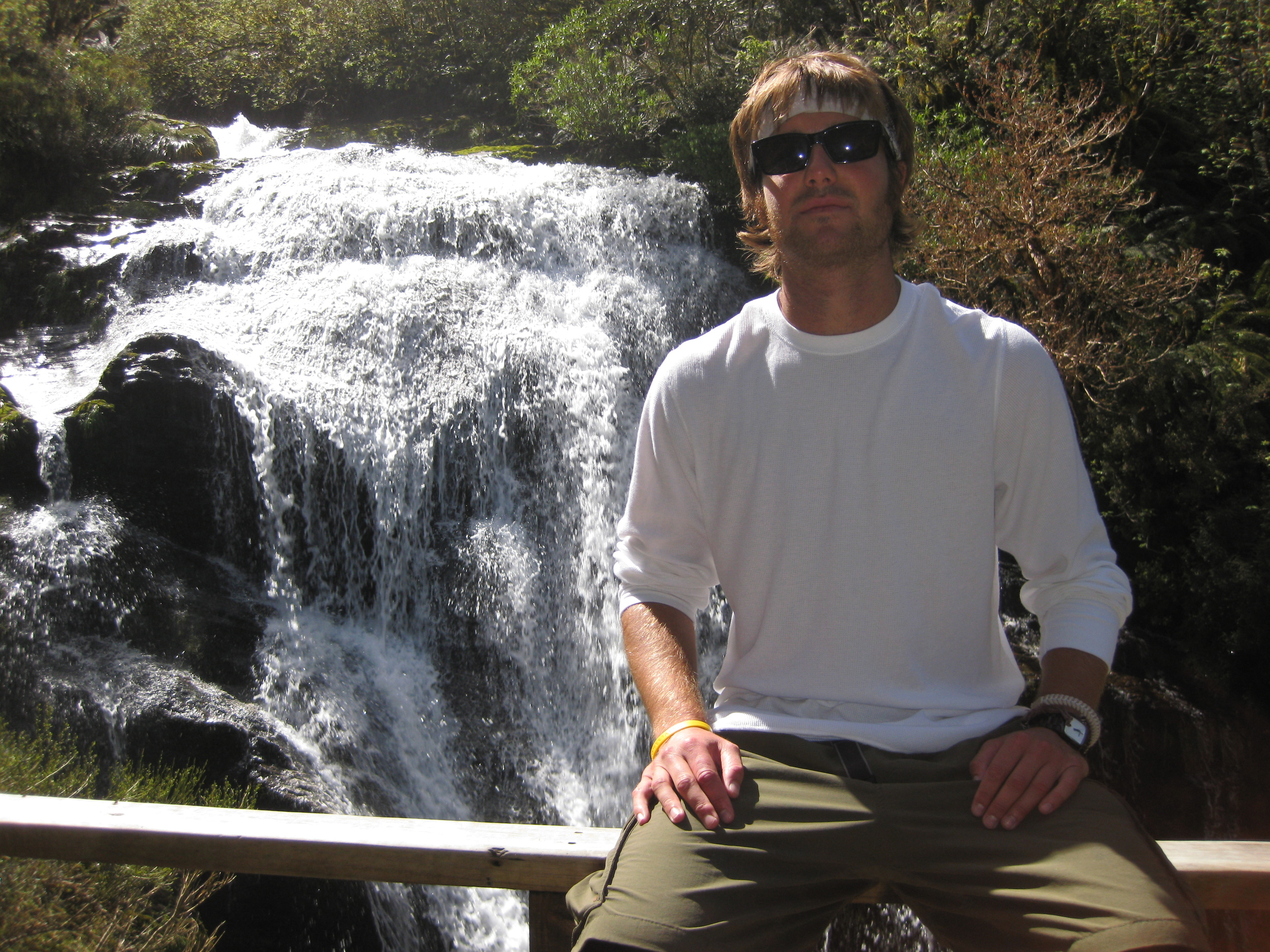 TBT to 2008 on the Milford Track in New Zealand