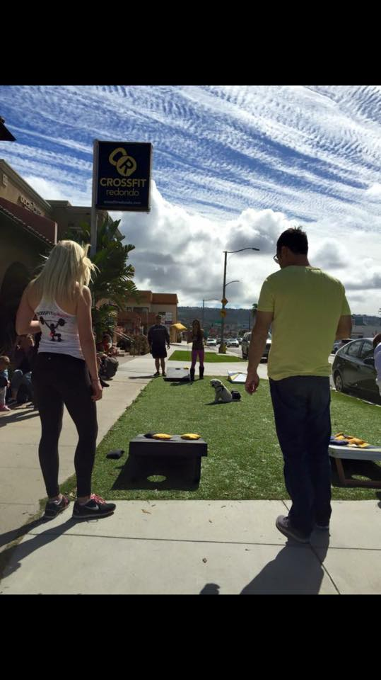 On Saturday we will run heats till about 10:45am. You are more than welcome to stick around and drink some left over beers from last Saturday, play corn hole and just hang out!