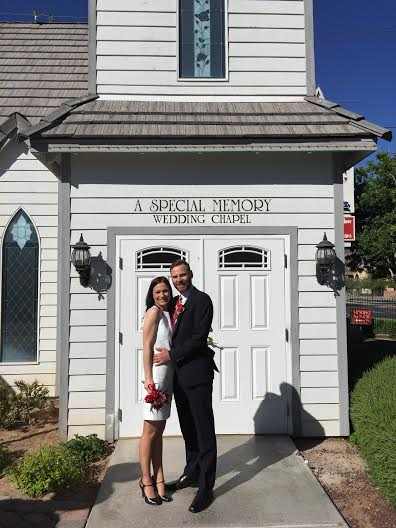 Congratulations to Sebastian and his beloved wife Steffi!