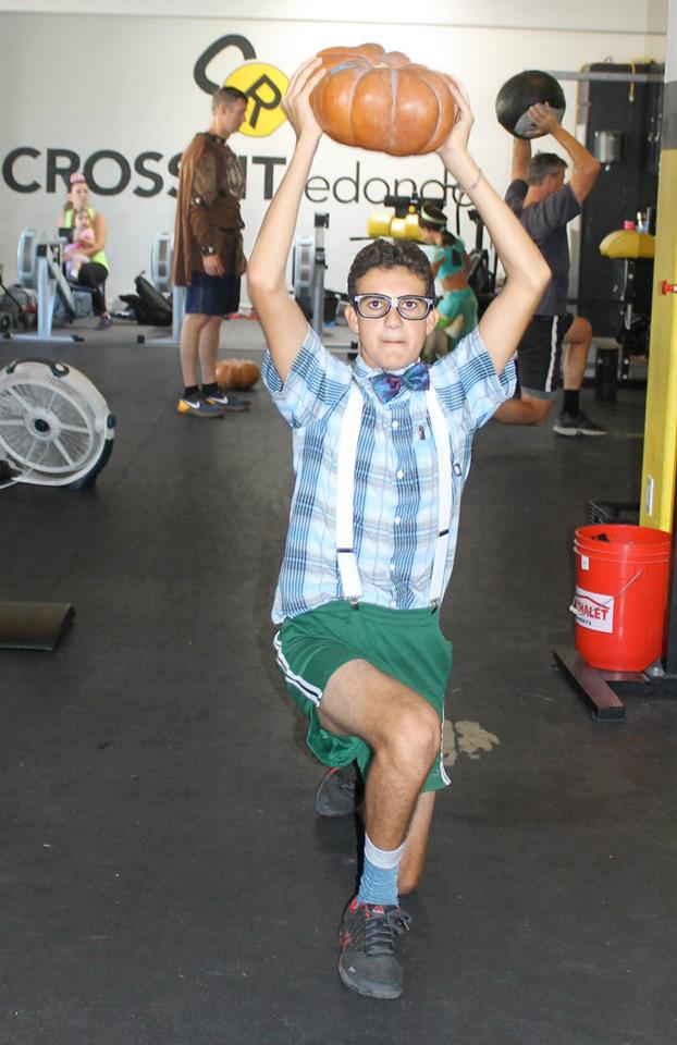 CrossFit Nerd Ben