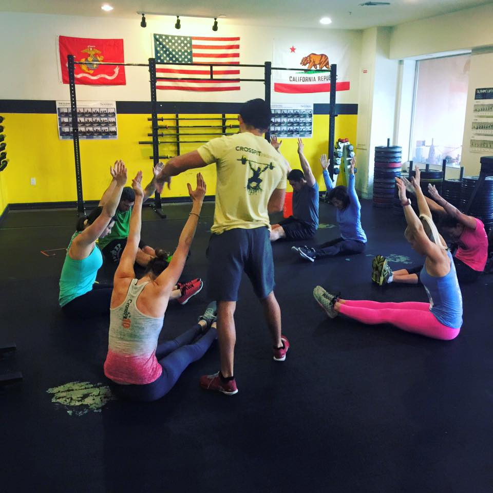 Thanks for coming out for the Toes to Bar Workshop! HSPU's are next up this Saturday!