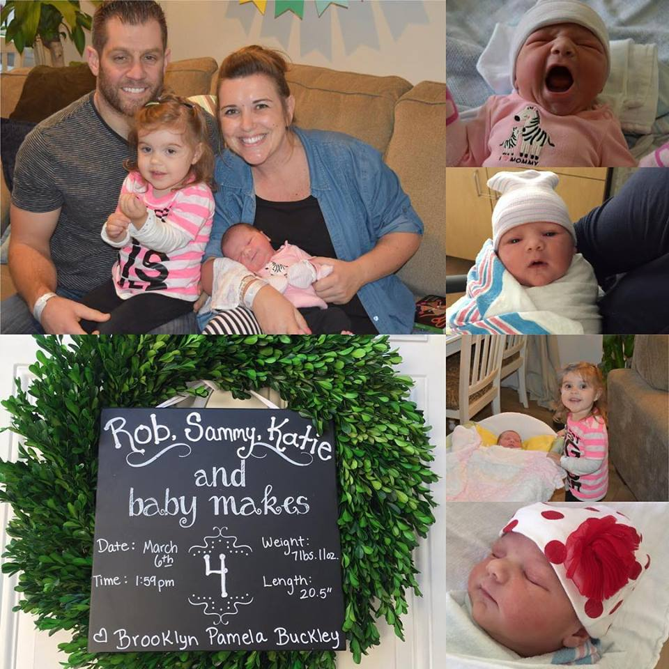 Welcome baby Brooklyn to the CFR Family!