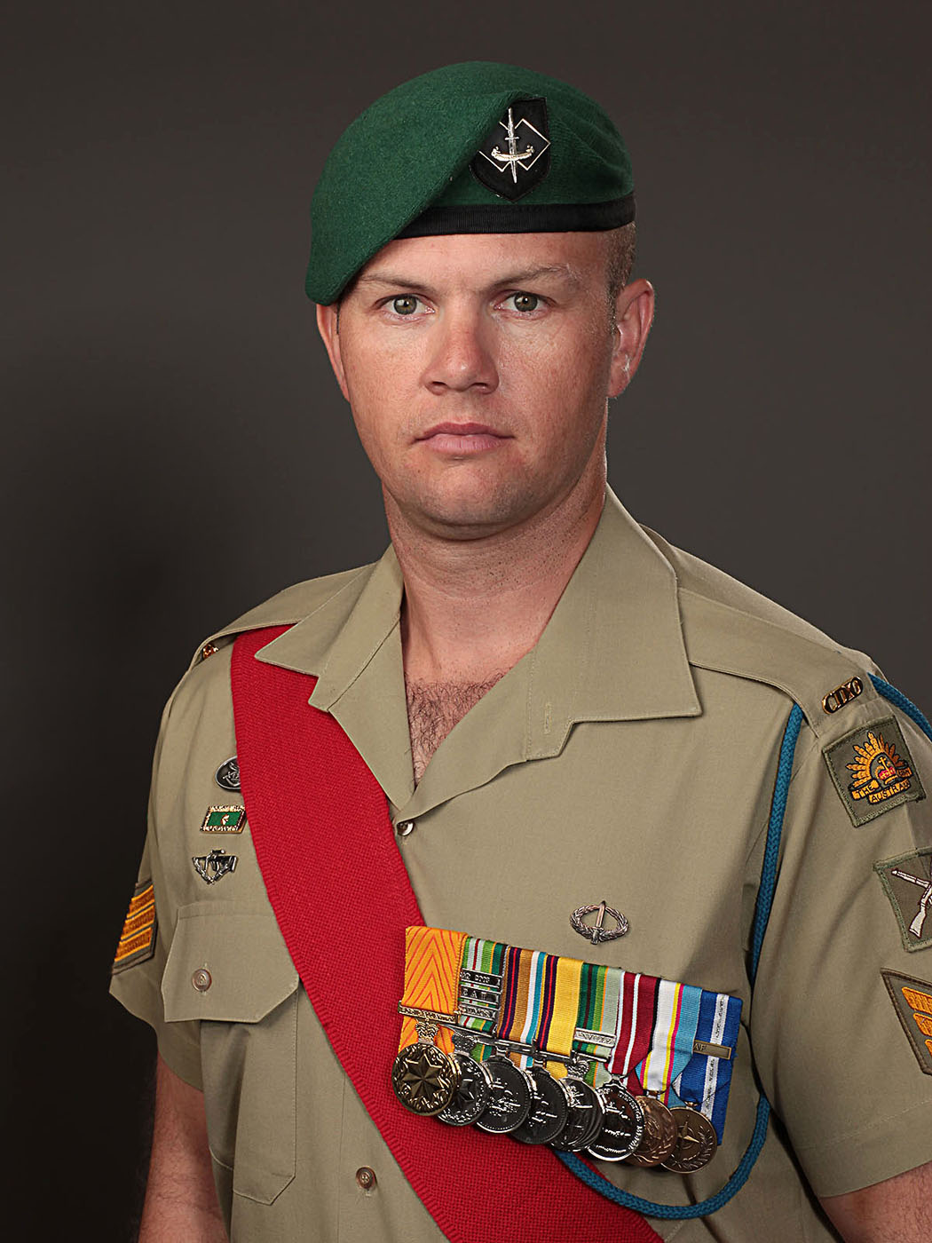 Australian Army Sergeant Brett Wood, 32, of Ferntree Gully, Victoria, assigned to the 2nd Commando Regiment, based in Sydney, New South Wales, died on May 23, 2011, in Helmand province, Afghanistan, after insurgents attacked him with an improvised explosive device. He is survived by his wife Elvi, his mother Allison, and his father David. Donations can be made in his name to the Commando Welfare Trust.