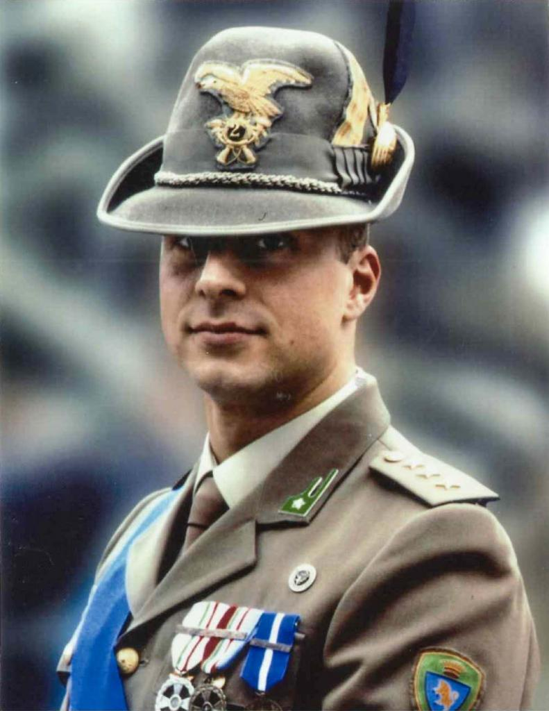 Italian Army Capt. Manuel Fiorito, 27, of Verona, Italy, was killed May 5, 2006, when a roadside bomb detonated near his vehicle in Kabul, Afghanistan. Shortly before he died, Fiorito tended to other wounded men and prepared for defense against the enemy attack.  Fiorito served with the Italian 2nd Alpine Regiment and was posthumously awarded the Silver Medal of Military Valor for his bravery.  Fiorito was fond of Cindy, Murph, Mary and Angie, and was a pioneer in bringing CrossFit to the Italian military community. He is survived by many friends and family.