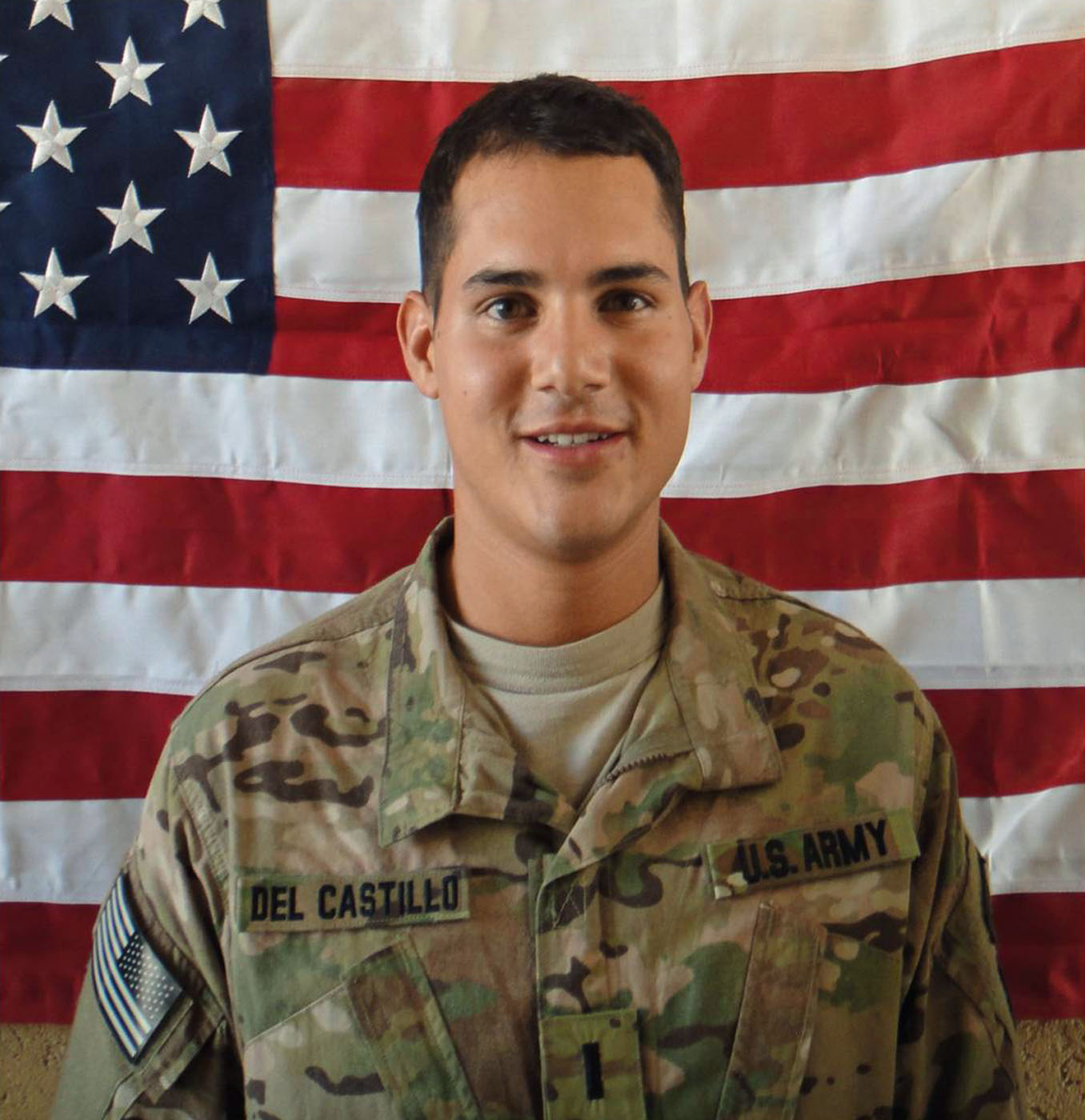 U.S. Army First Lieutenant Dimitri Del Castillo, 24, of Tampa, Florida, assigned to the 2nd Battalion, 35th Infantry Regiment, 3rd Brigade Combat Team, 25th Infantry Division, based in Schofield Barracks, Hawaii, died on June 25, 2011, in Kunar province, Afghanistan, from wounds suffered when enemy forces attacked his unit with small arms fire. He is survived by his wife Katie, his parents Mr. and Mrs. Carlos E. Del Castillo, his brother Carlos Andres and sister Anna.