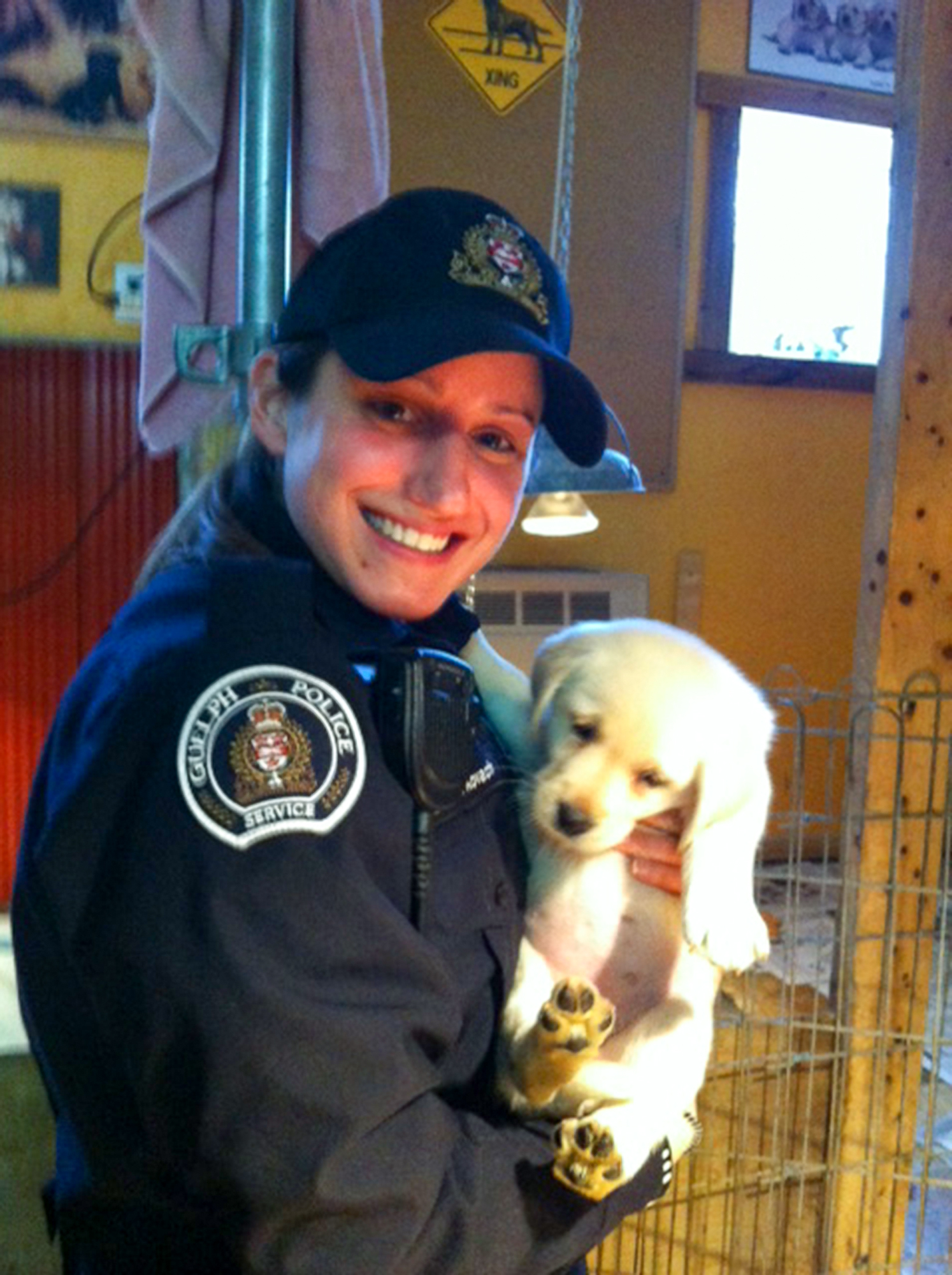 Canadian 1st Class Constable Jennifer Kovach of Guelph, Canada, died March 14, 2013, when her squad car was involved in a motor-vehicle accident while she was responding to a call for service. The 26-year-old fulfilled her dream of becoming a police officer serving her community and the Guelph Police Service for four years before her death. Kovach is survived by her mother, Gloria; father, Bill; brother, Brian; grandparents, Chester and Elvira Janicki; boyfriend, Kyle Schlosser; and many other friends and family.