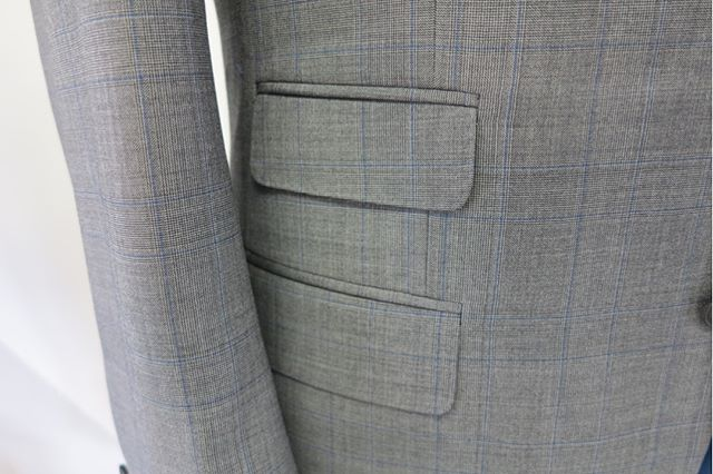 VBC super 130's Prince of wales check. Perfect pattern matching on the pockets.  #perthfashion #perthisok #igperth #fotd #perthwedding #perthweddings #fashionstyle #luxury #perthdesigner #perthluxury #perthstyle #perthlife #perthbride #mensfashion #dapper #luxurylife #thisiswa #dandy #ootd #instadaily #instalike #smallbiz #photooftheday #instacool #dapper #menswear #suitup #handmade #suit