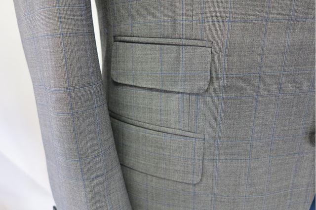 VBC super 130's Prince of wales check. Perfect pattern matching on the pockets.  #perthfashion #perthisok #igperth #fotd #perthwedding #perthweddings #fashionstyle #luxury #perthdesigner #perthluxury #perthstyle #perthlife #perthbride #mensfashion #dapper #luxurylife #thisiswa #dandy #ootd #instadaily #instalike #smallbiz #photooftheday #instacool #dapper #menswear #suitup #handmade #suit