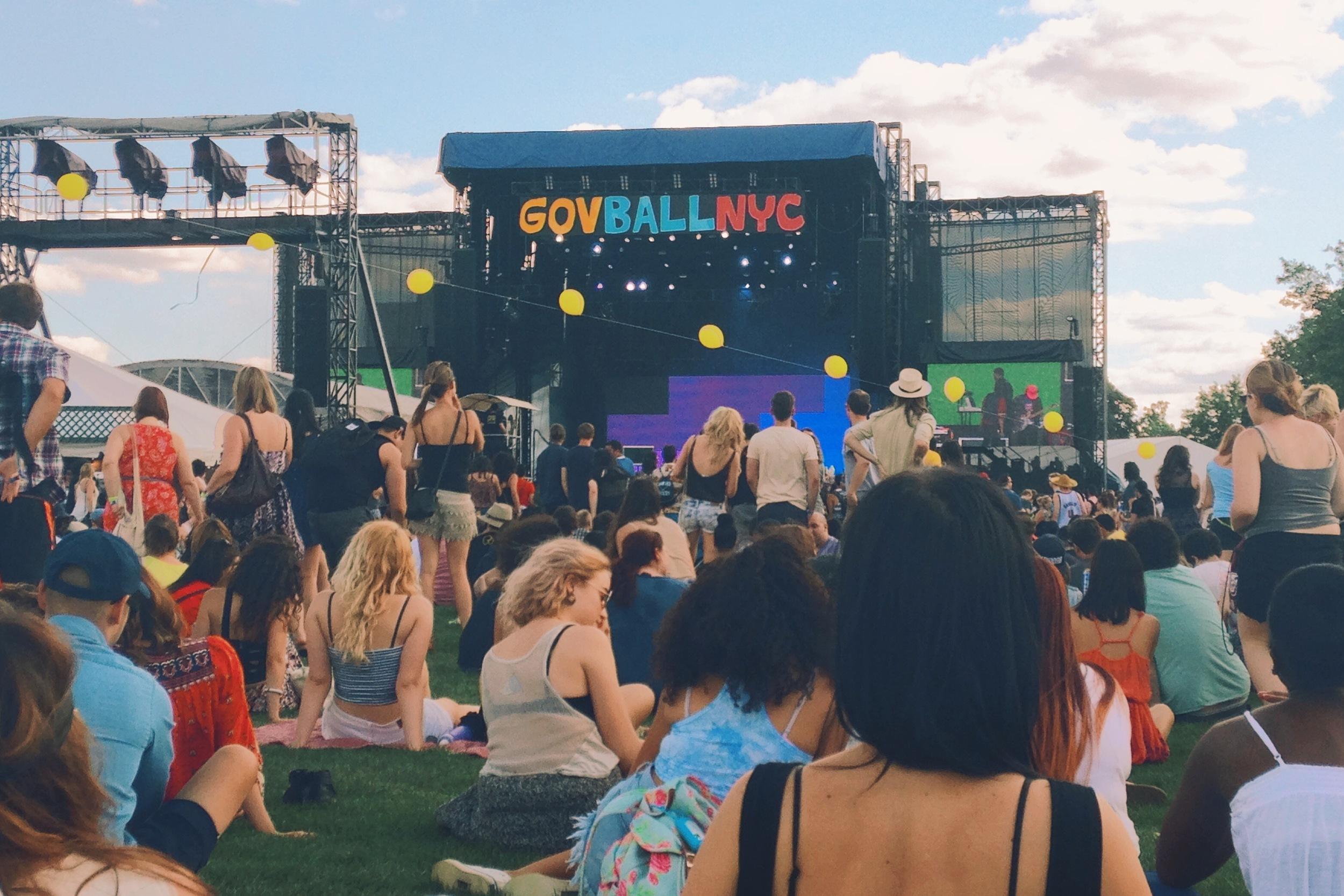 Governor's Ball Music Festival 2014