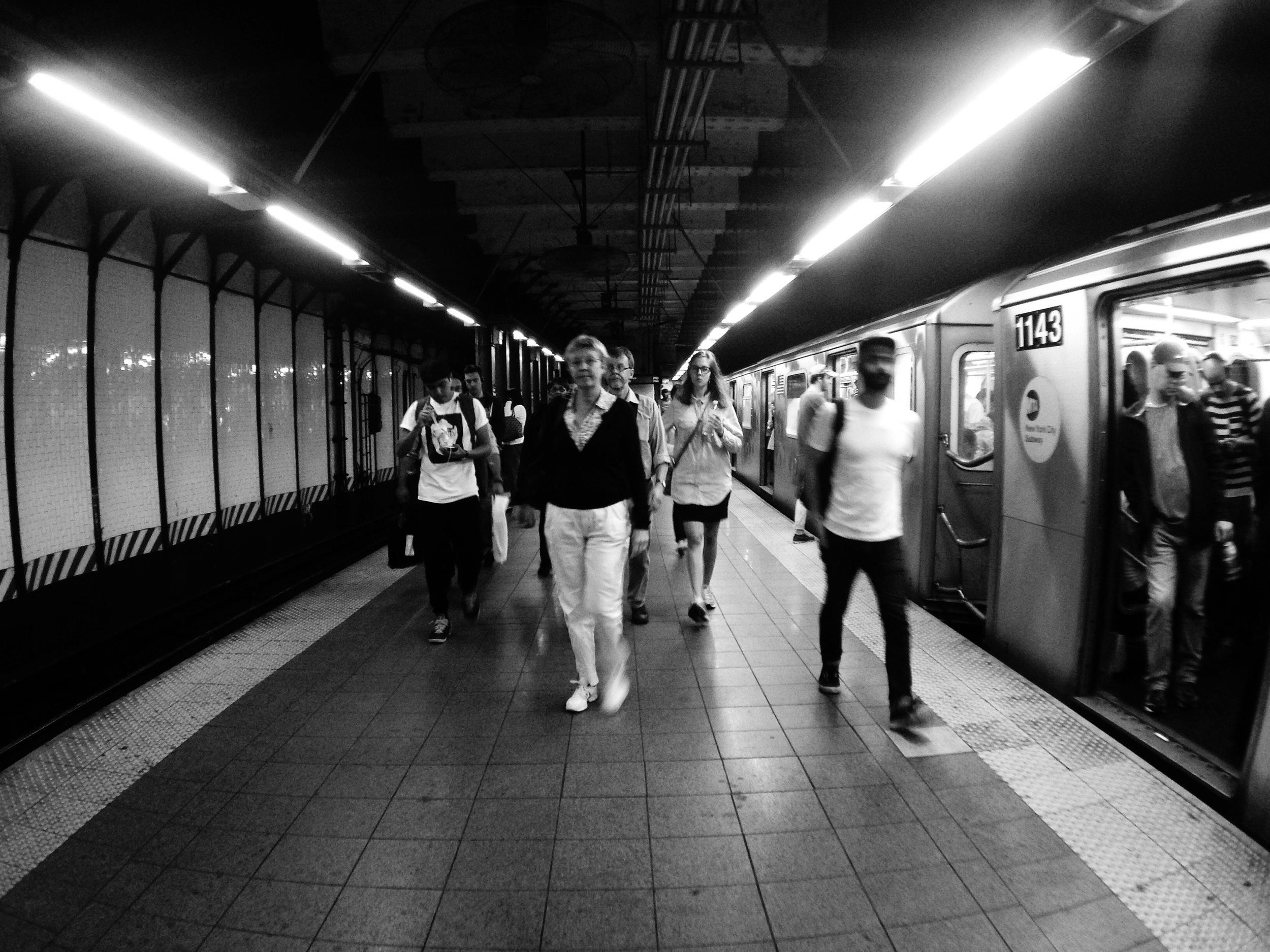 Subway, SoHo