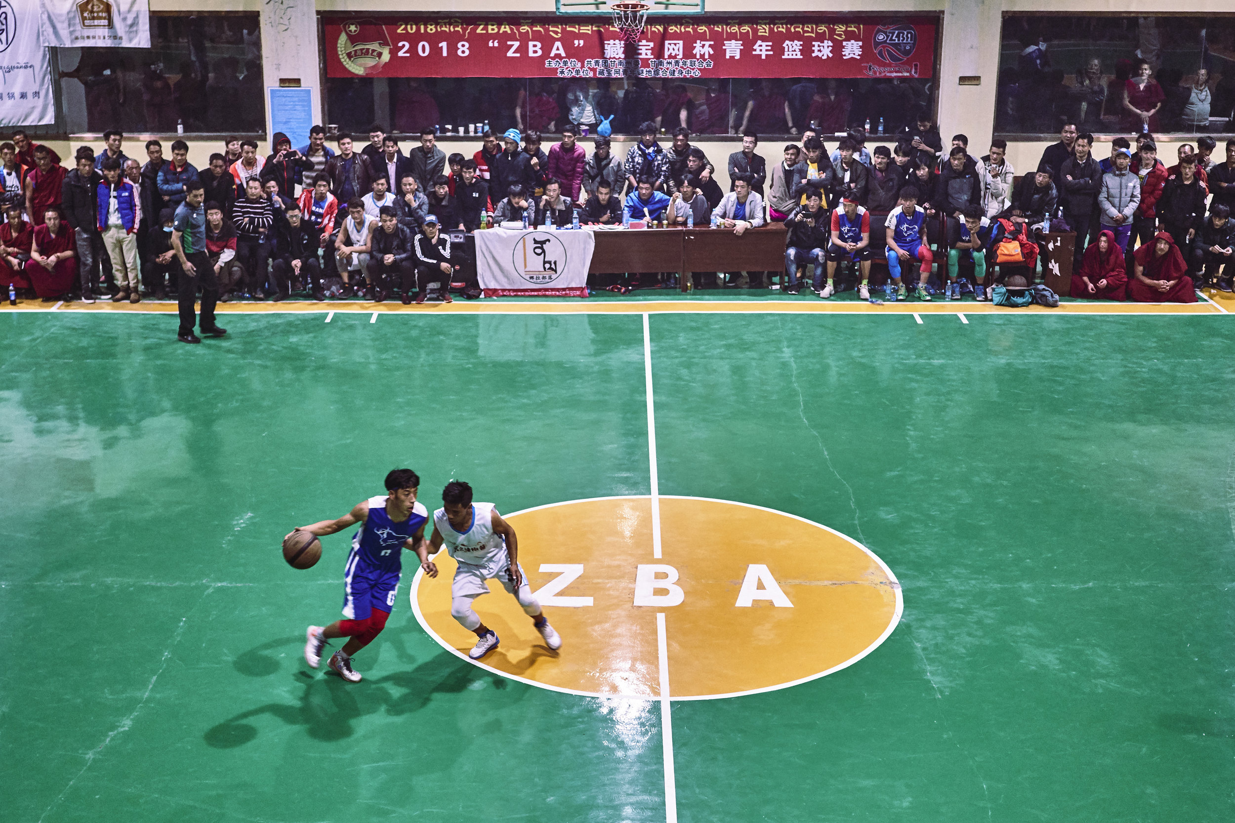 ZBA Tournament in Ganan