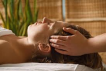 Reiki Energy Healing is based on a gentle laying of hands to help the body release energy blocks and improve energy flow and healing.