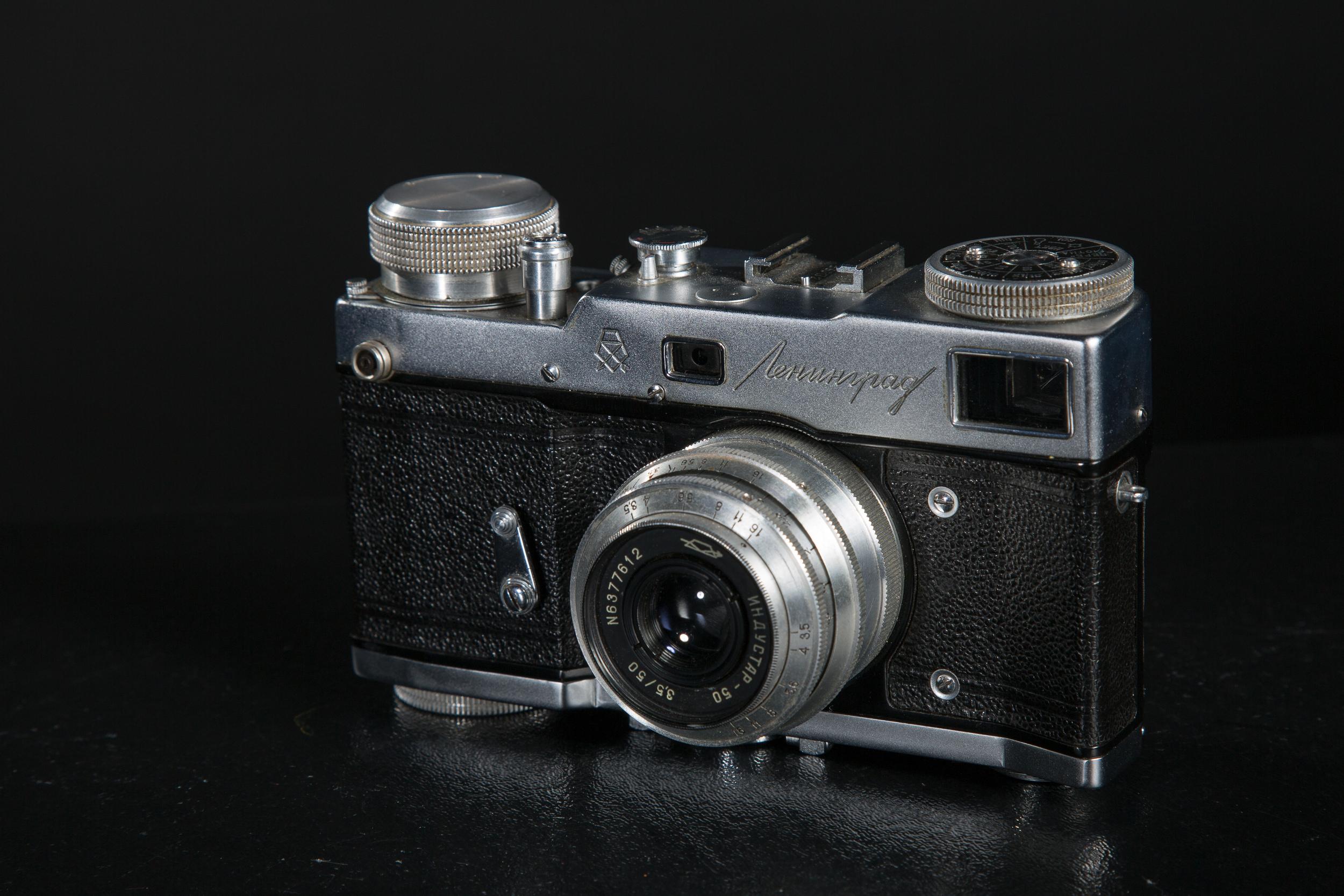 Leningrad Rangefinder low key
