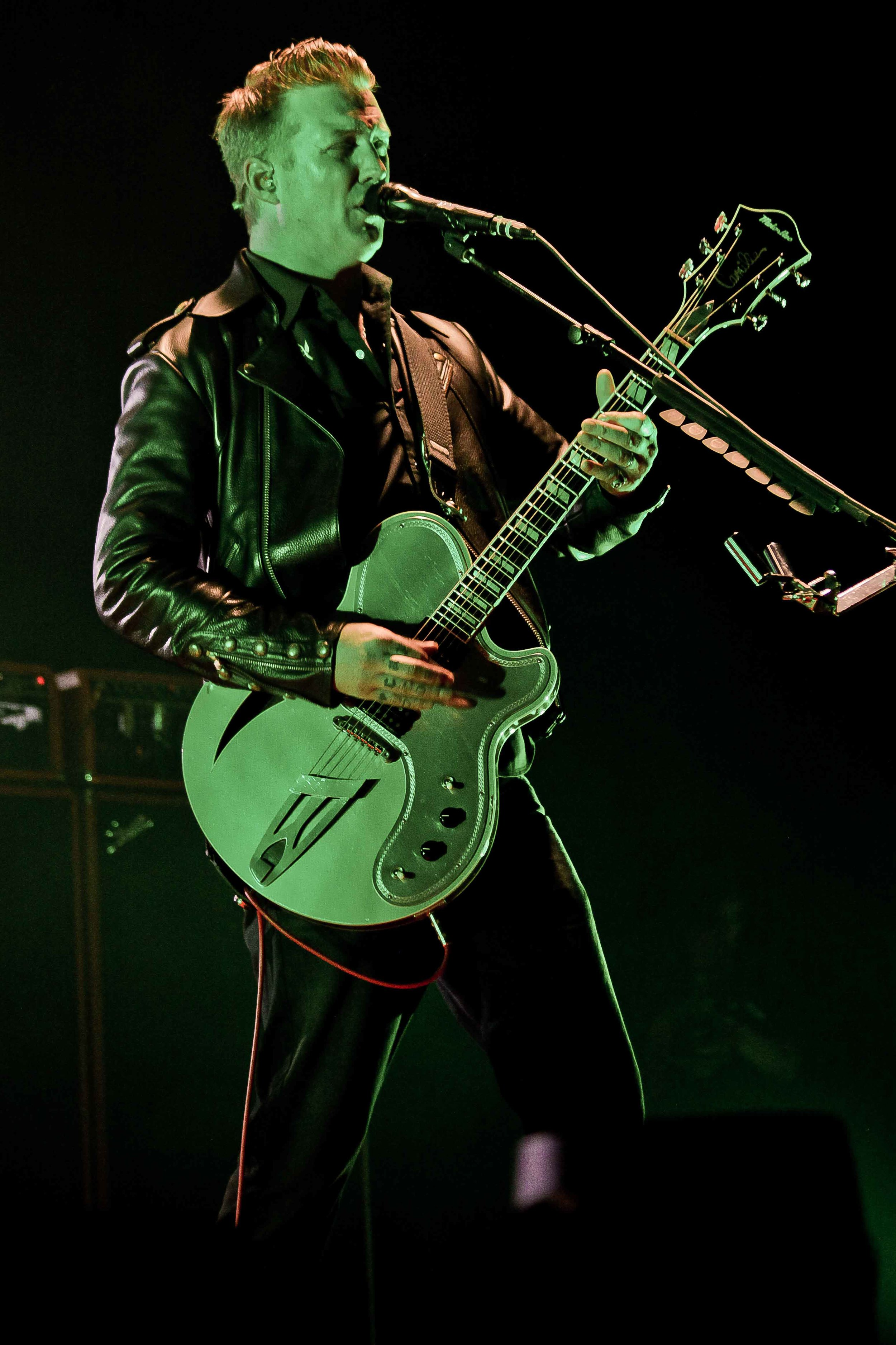 Queens of the Stone Age, Sydney Entertainment Centre, March 2014