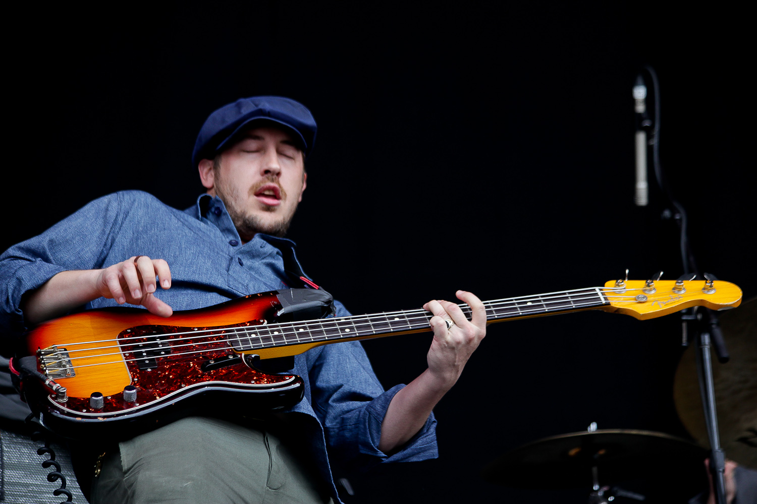 Portugal. The Man - Sydney Big Day Out, January 2014