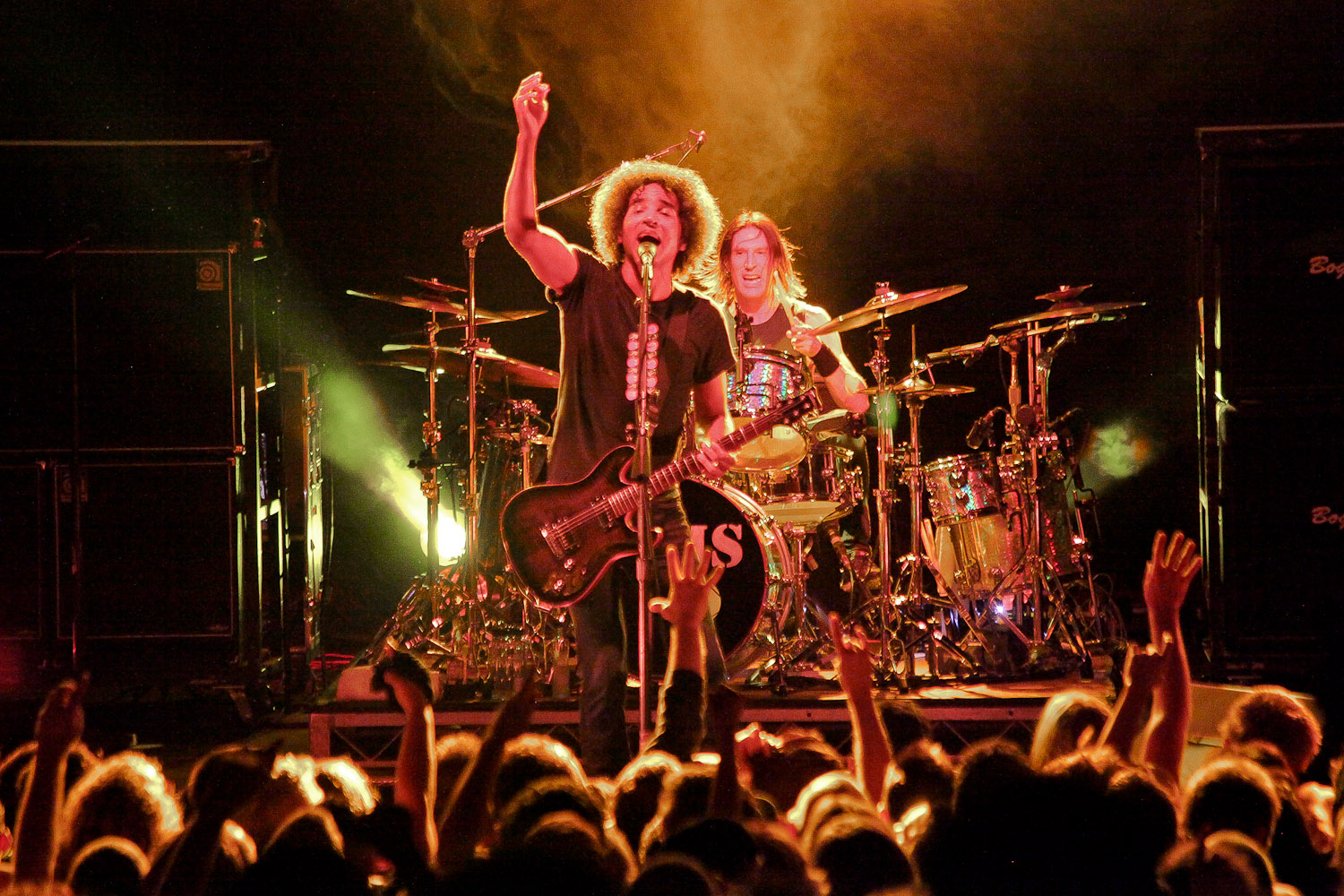 Alice in Chains - Enmore Theatre, March 2014