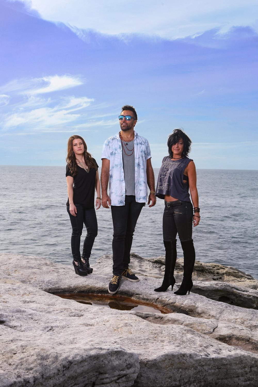 Jasmin Rae, Declan Kelly & Lillye