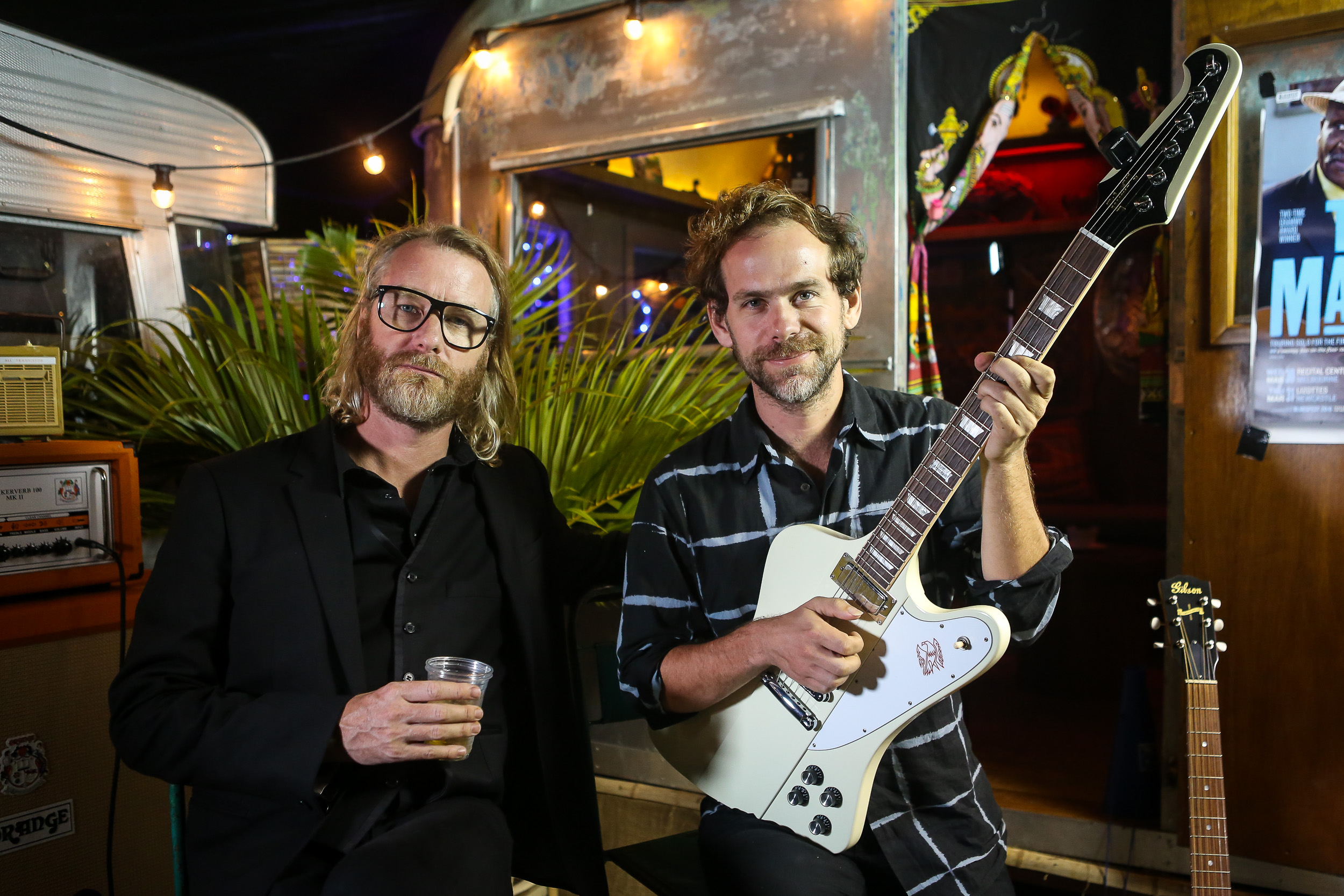 matt berninger & bryce dessner (the national)