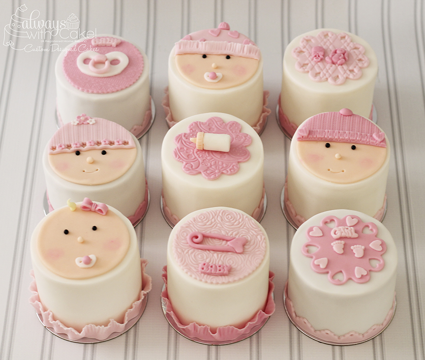 Baby Showe Cakes