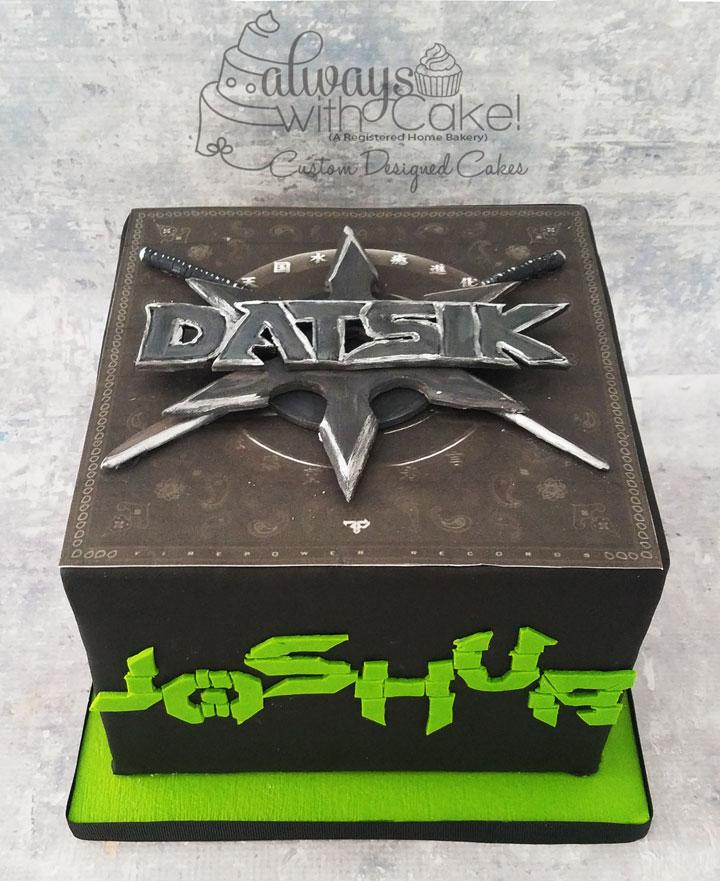 Datsik Cake