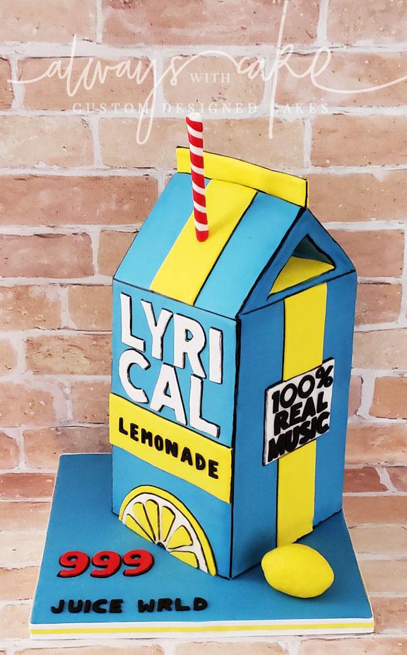 Lyrical Lemonade Cake