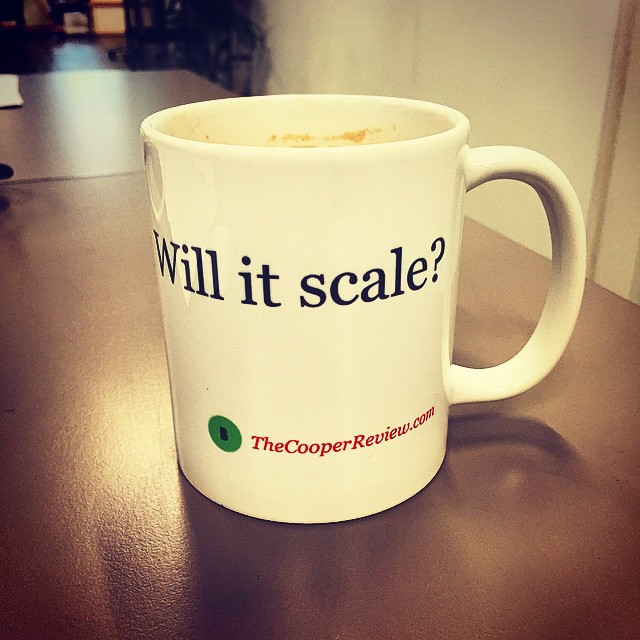 Funny mug from one of the team today. Great present. #hilarious #funny #ooh