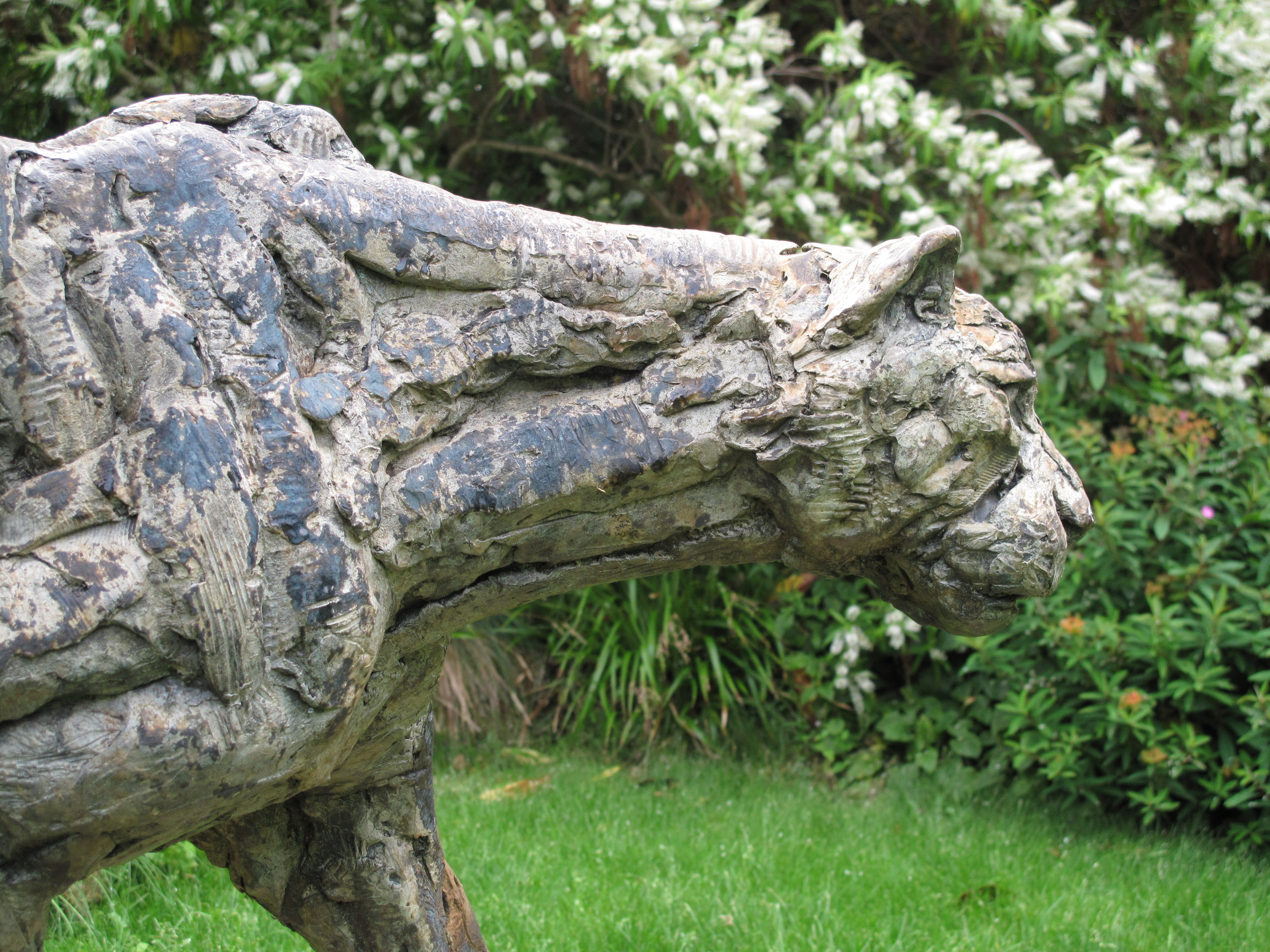 Cheetah  2008    Bronze    Hamish Mackie    Lives & works in Oxfordshire