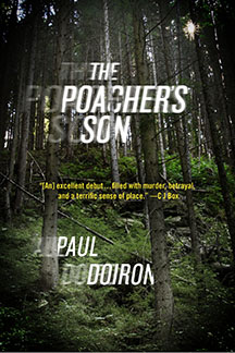 Click cover to read about  The Poacher's Son