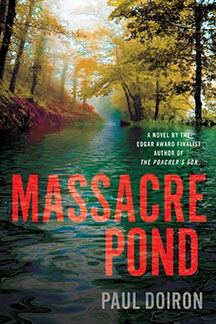 Click cover to read about  Massacre Pond