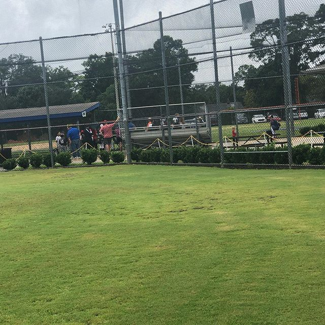 Great turnout today for the Storm Tryout even though we had to battle the rain a little! Looking forward to continue to grow our family! #StormRising