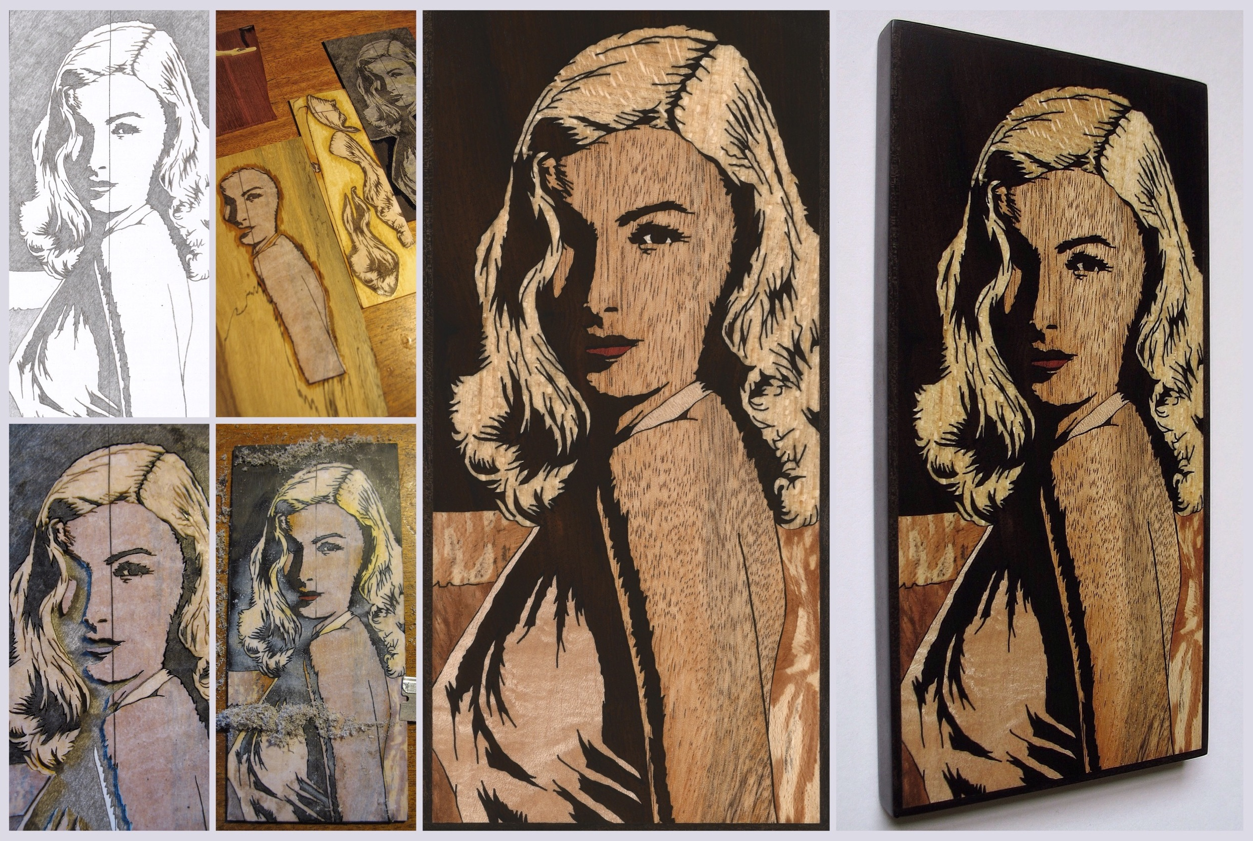 Veronica Lake multi