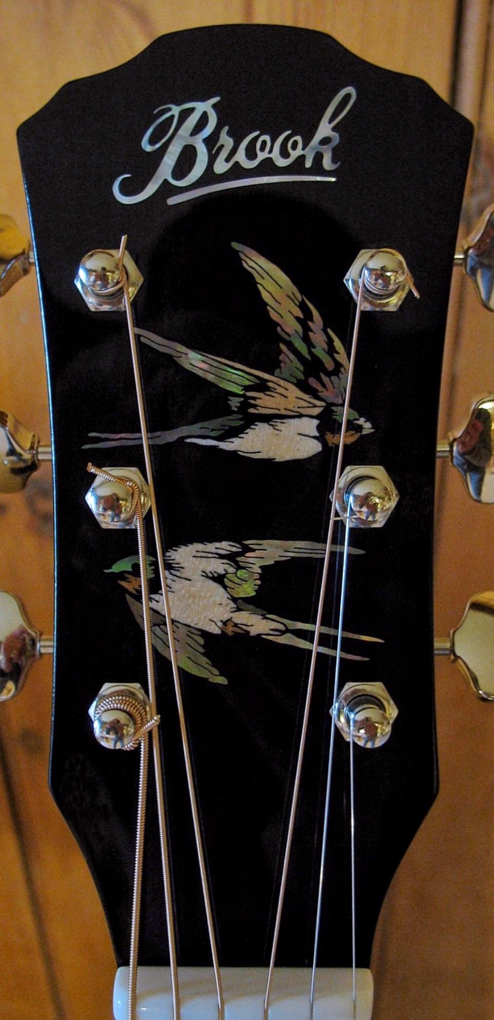 SWALLOWS HEADSTOCK