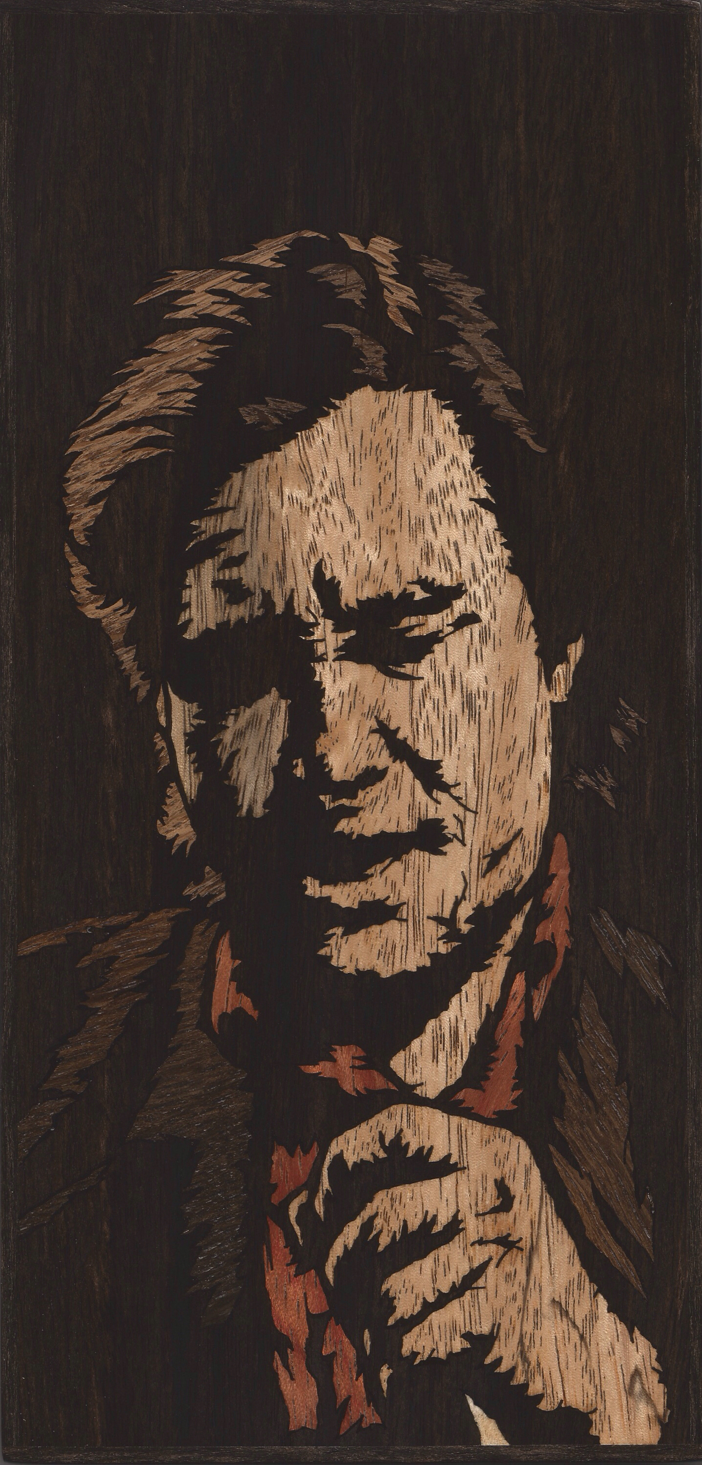 BILL HICKS INLAY