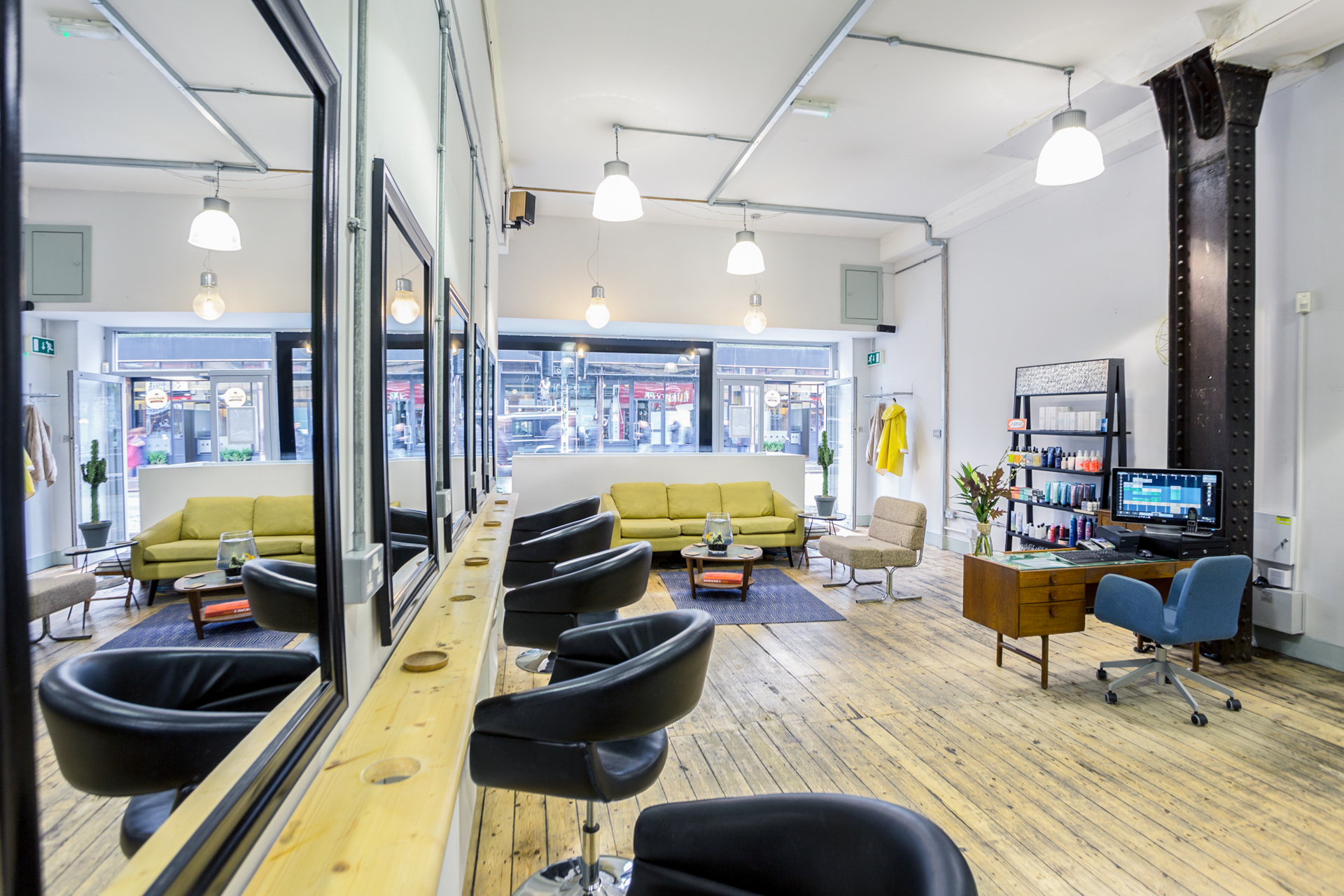 RCNQ Manchester Hairdressers