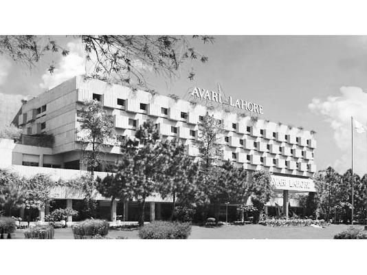 ACHA, Avari, Lahore, hotel, Pakistan