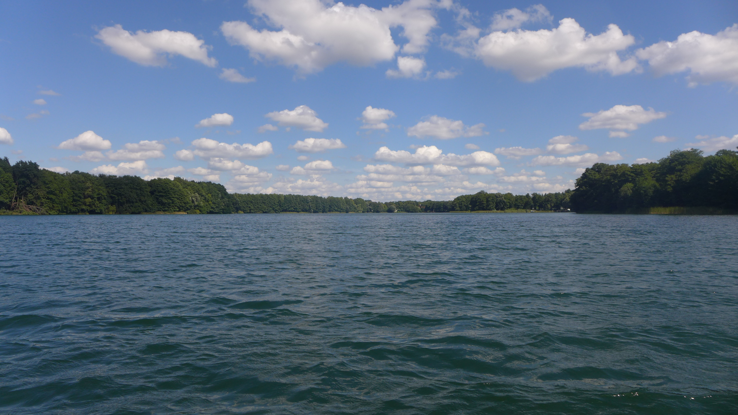 Groß Glienicke lake next to Alexander Haus
