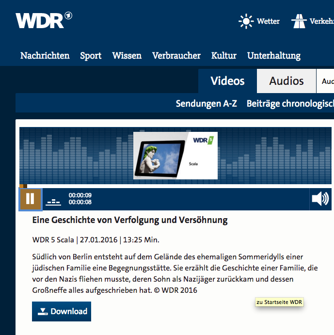 WDR January 2016 (audio)