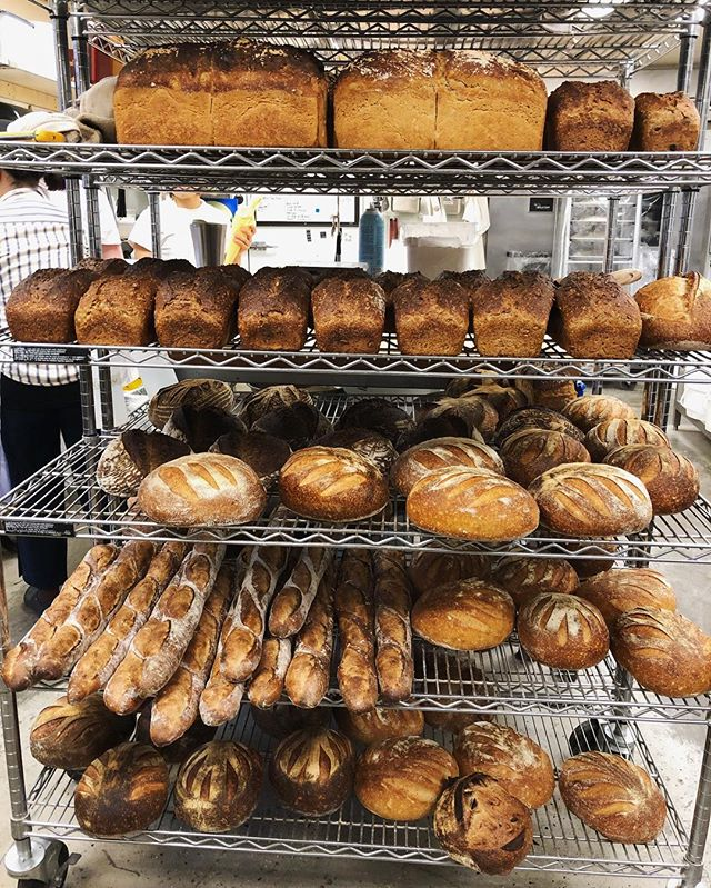 We are ready for le weekend #comesayhi #fraserhood #familybusiness #batardbakery
